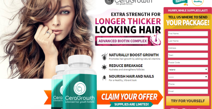 CeraGrowth Hair Reviews