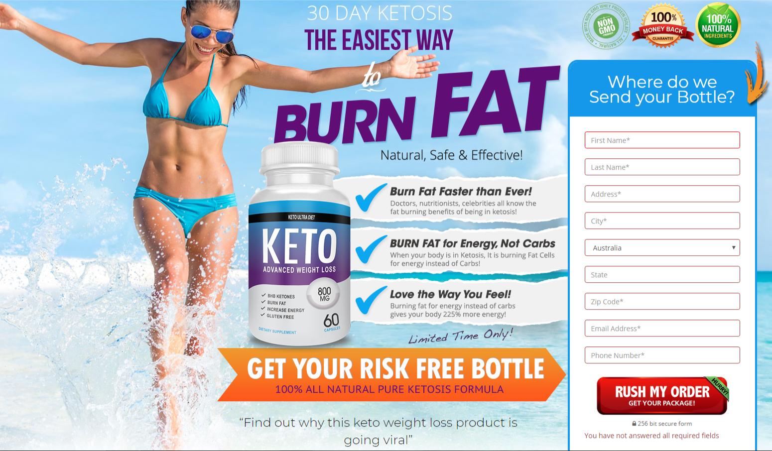 Keto Ultra Diet Reviews Does Keto Ultra Shark Tank Diet