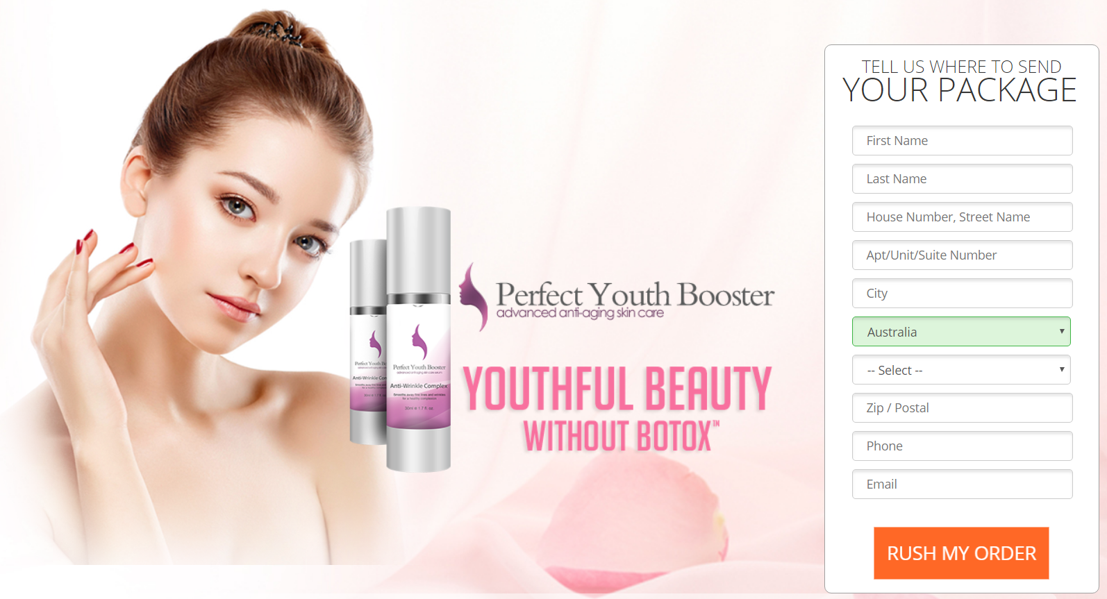 Perfect Youth Boost Anti Aging Cream