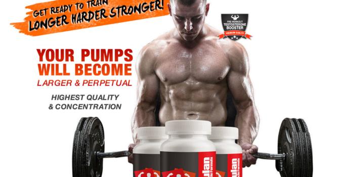 Trevulan Muscle Formula