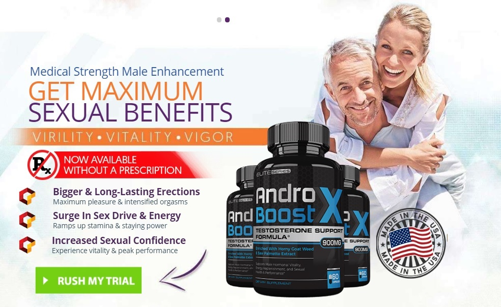 Andro Pro Plus Male Enhancement
