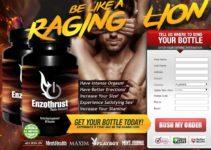 Enzothrust Male Enhancement Benefits