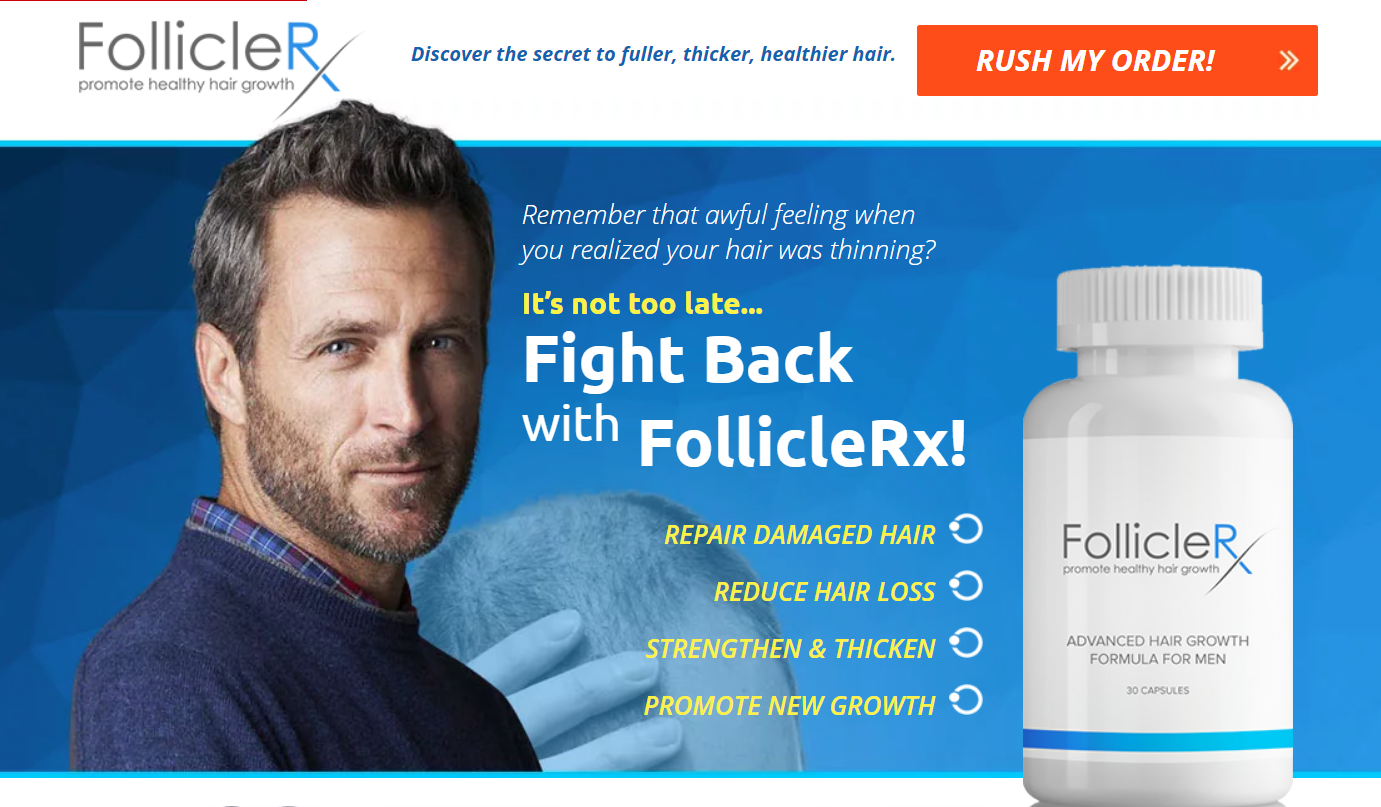 Follicle Rx Hair