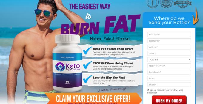 Keto Weight Loss Plus Pills