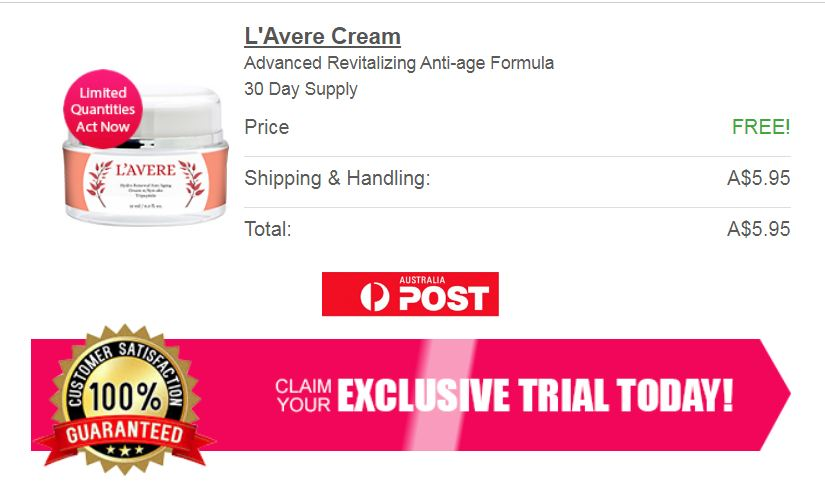 Lavere Anti Aging Cream