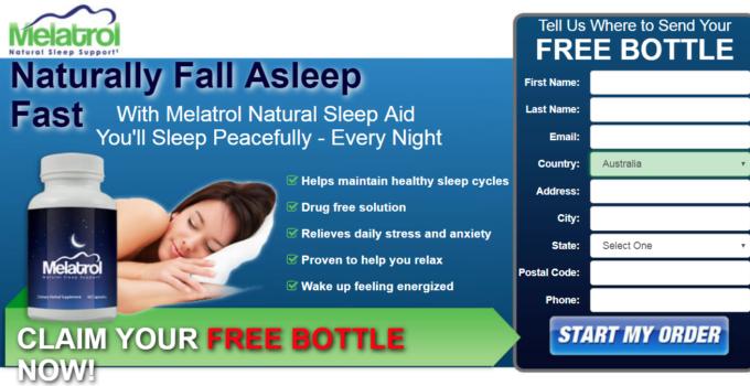 Melatrol Sleep Aid Pills