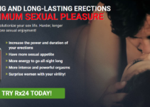 RX24 Male Enhancement Benefits
