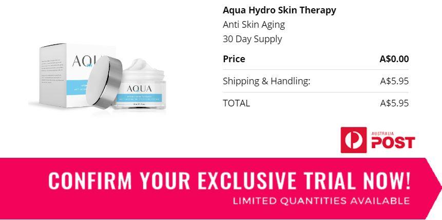 Aqua Hydro Cream