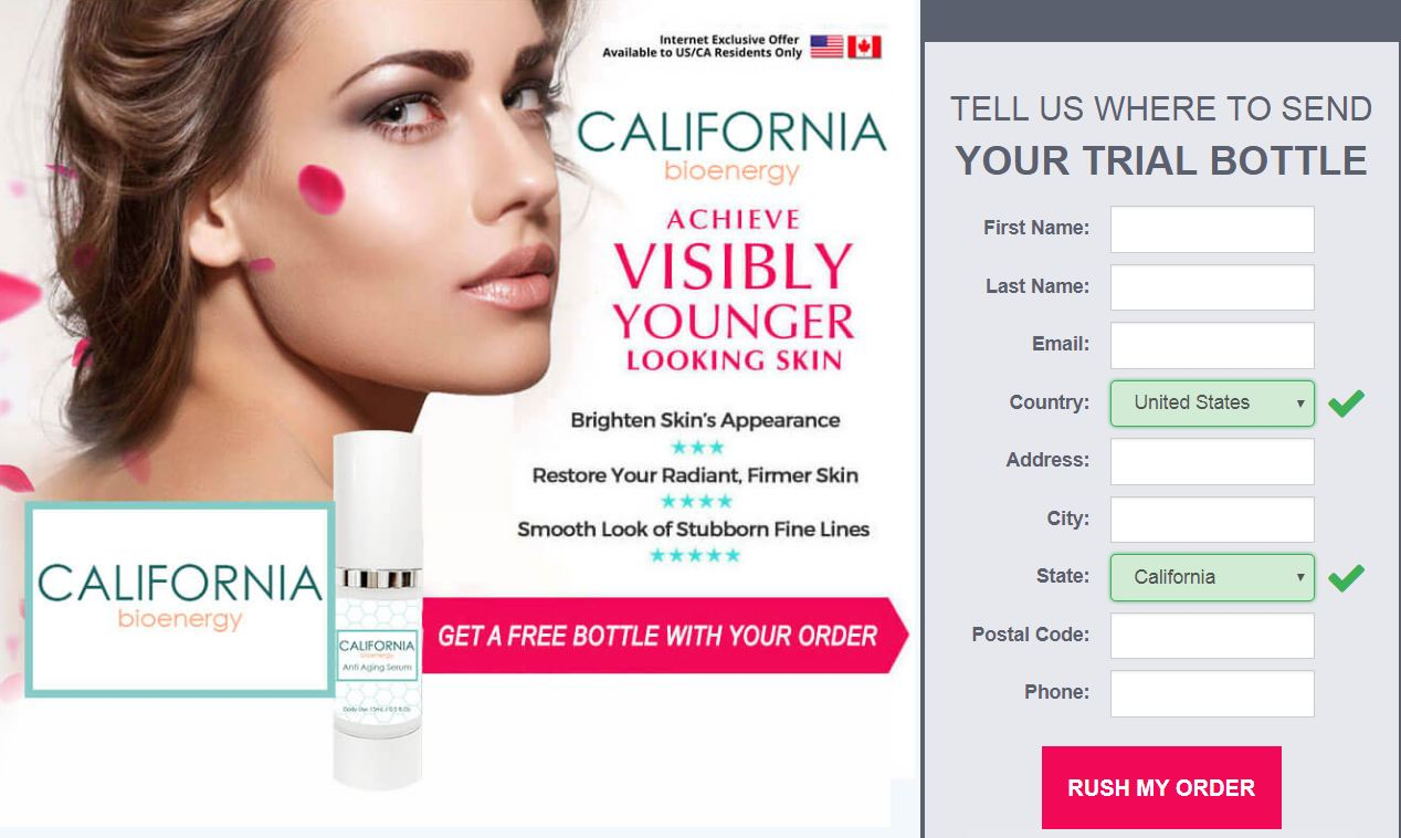 California BioEnergy Serum