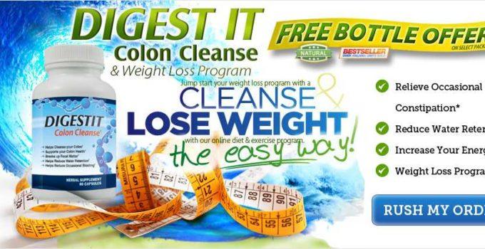 DigestIt Colon Cleanse Australia