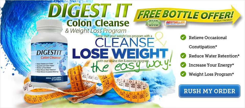 DigestIt Colon Cleanse Australia