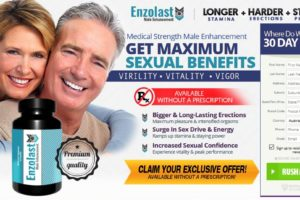 Enzolast Male Enhancement