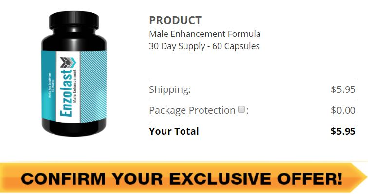 Enzolast Male Enhancement Pills