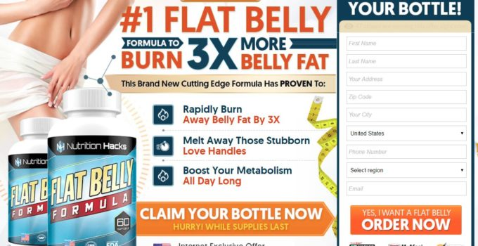 Flat Belly Formula