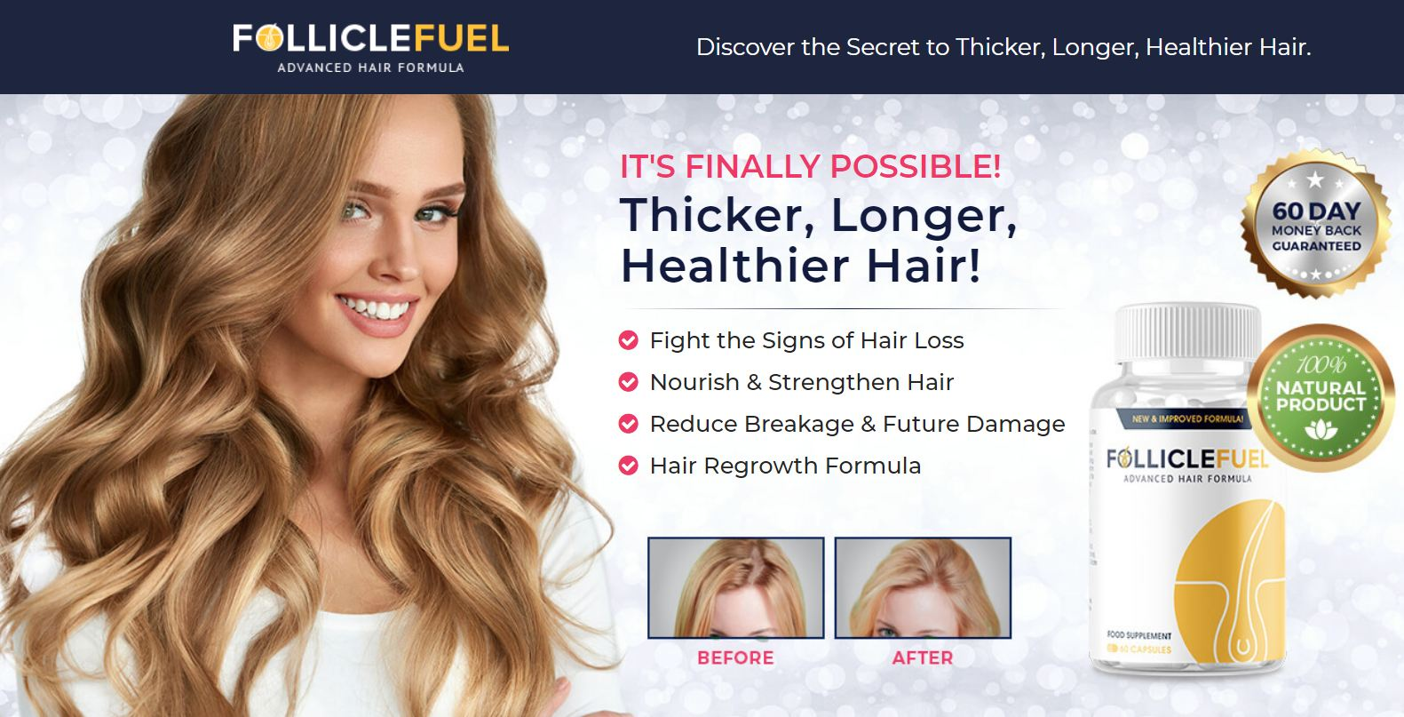 Follicle Fuel Female Reviews