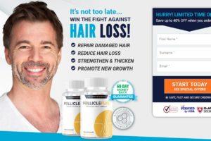 FollicleFuel Advanced Hair Formula Pills
