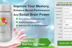 Neuro Brilliance Brain Booster