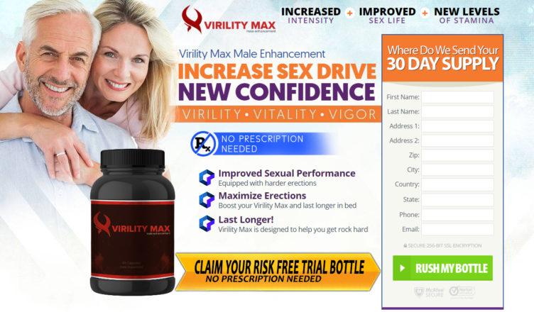 Virility Max Male Enhancement