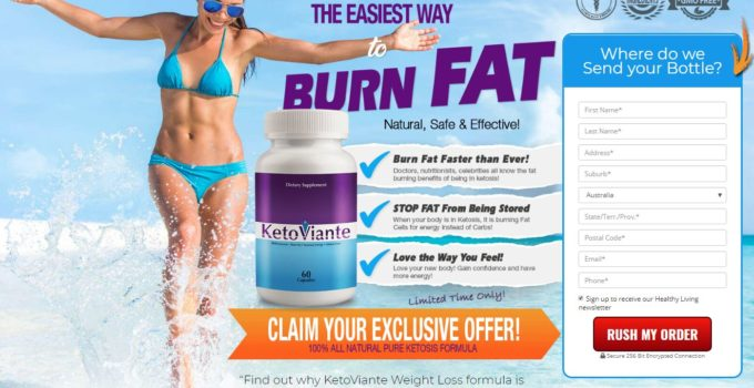 KetoViante Weight Loss Pills