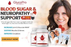 GlucoPro Balance Blood Sugar Support Formula