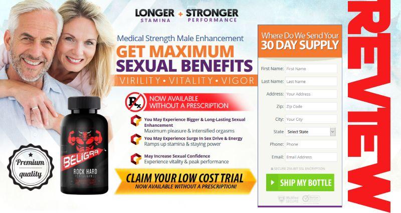 Beligra Male Enhancement Pills