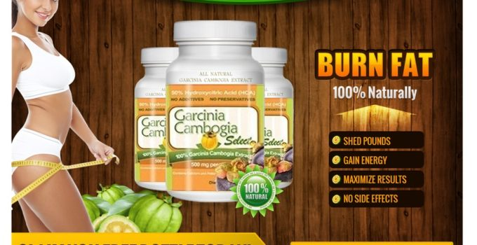 Garcinia Cambodia Select Weight Loss