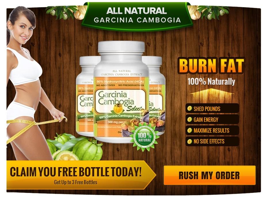 Garcinia Cambodia Select Weight Loss