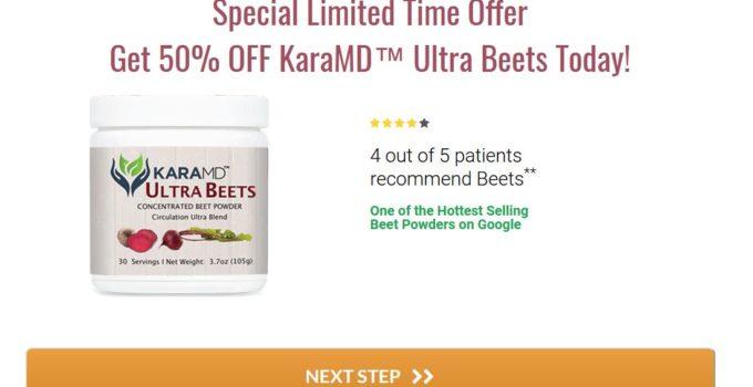 KaraMD Ultra Beets