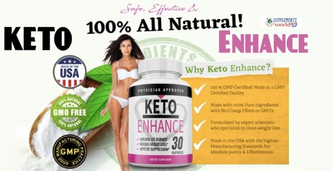 Keto Enhance Diet Pills