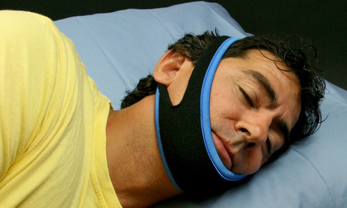 My Snoring Solution Chinstrip