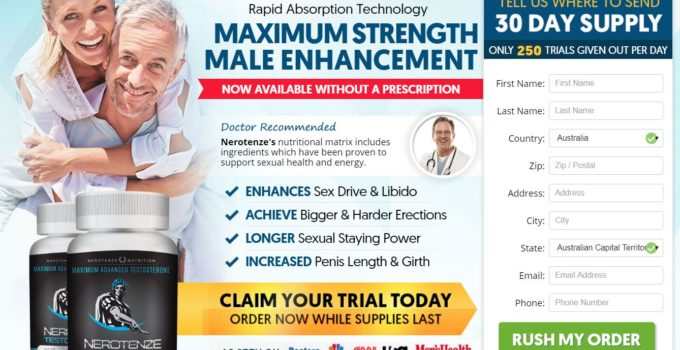 Nerotenze Male Enhancement