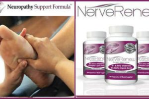 Nerve Renew Neuropathy Support Formula Reviews