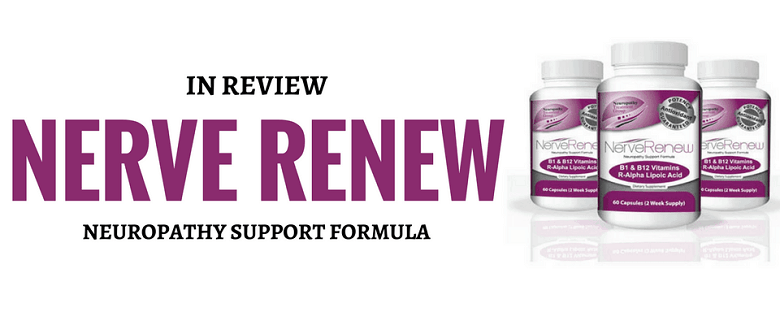 Nerve Renew Neuropathy Support Formula