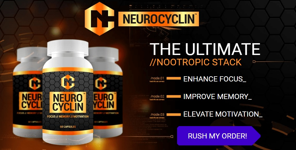 Neurocyclin Brain Booster Pills AU
