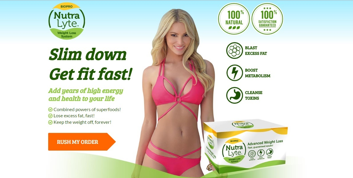 Nutra Lyte Weight Loss
