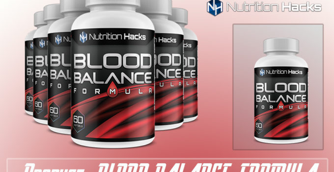 Nutrition Hacks Blood Balance Formula