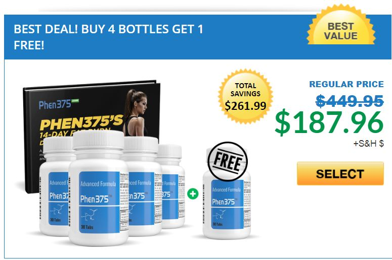 Phen375 Pills Price In AU