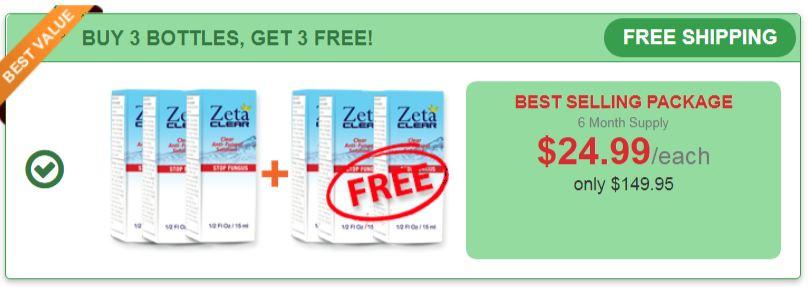 ZetaClear Price