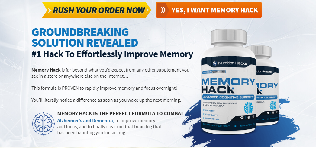memory hack nutrition hacks