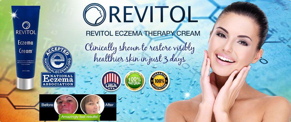 Revitol Eczema Cream AU