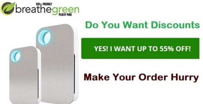 Breathe Green Plug N' Pure