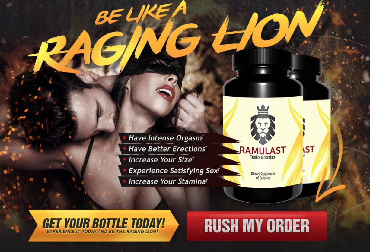 Ramulast Testo Boost Reviews