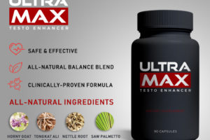 UltraMax Testo Enhancer