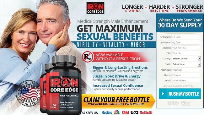 Iron Core Edge AU