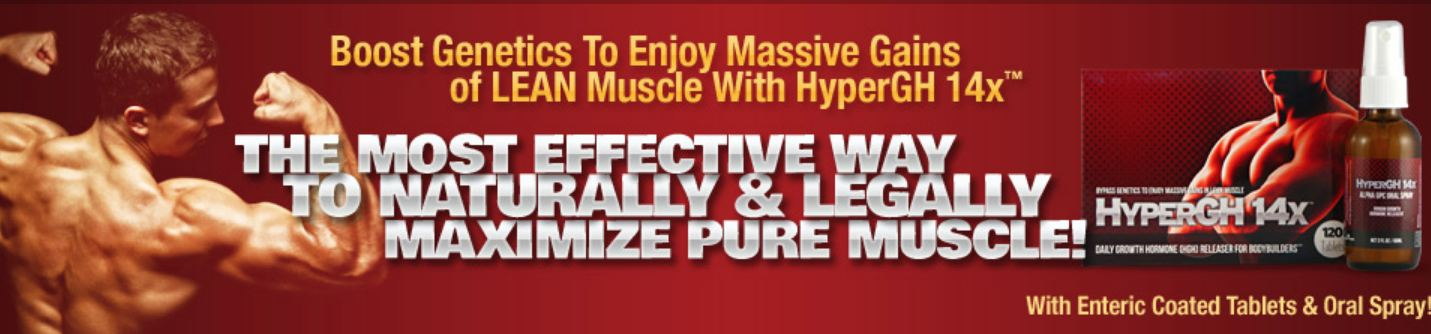 hypergh-14x Muscle