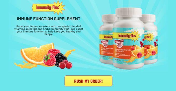 Immunity Plus AU, CA