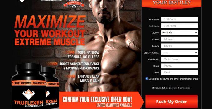 Truflexen Muscle