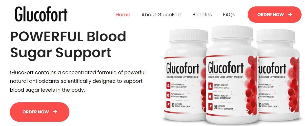 GlucoFort AU {Australia} Reviews 2021: Working, Benefits & Price For Sale