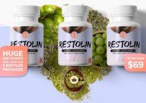 Restolin Hair Growth Pills